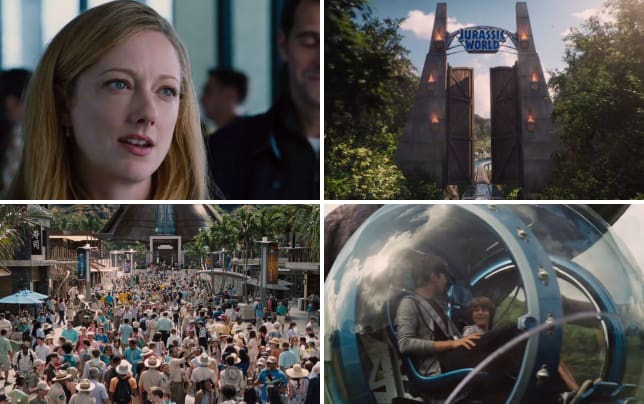 Jurassic world judy greer