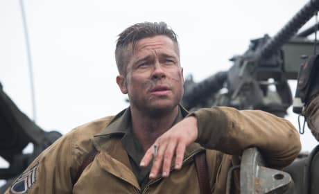 Fury Wins Battle Against Gone Girl: Weekend Box Office Report