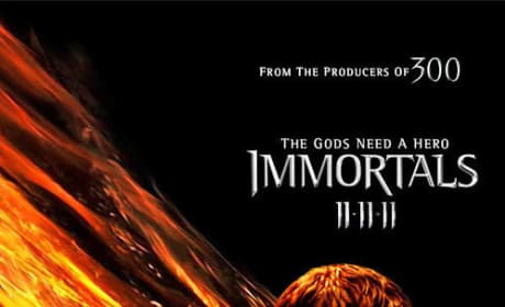 The Immortals Official Poster