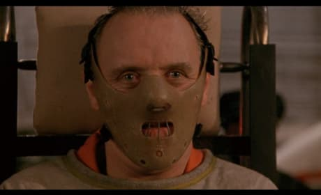 Silence of the Lambs Anthony Hopkins