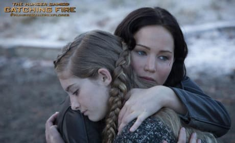 The Hunger Games: Catching Fire Still Released