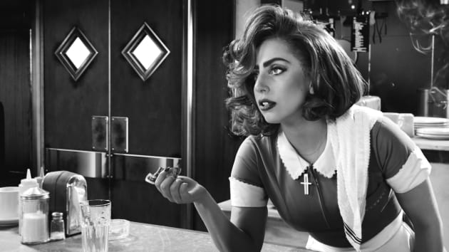 Lady Gaga Is Performing