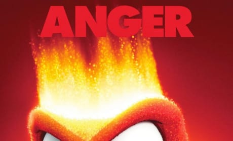 Inside Out Anger Poster