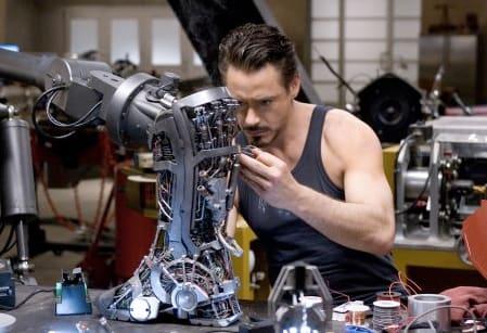 Tony Stark Image