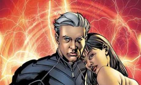 The Avengers 2 Will Feature Quicksilver and Scarlet Witch