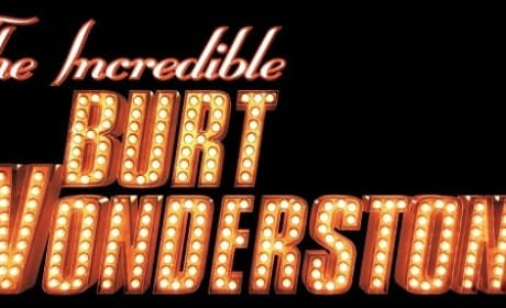 The Incredible Burt Wonderstone Logo