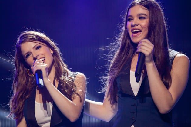 Hailee Steinfeld Joins Anna Kendrick and The Bellas