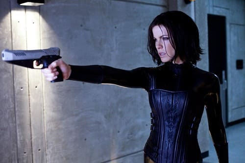 Kate Beckinsale Stars as Selene in Underworld Awakening