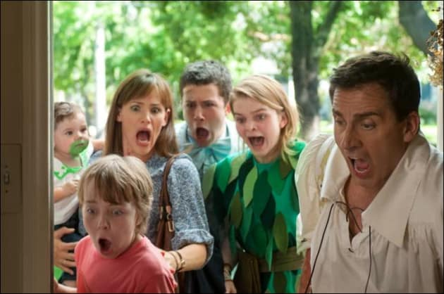 Alexander and the Terrible, Horrible, No Good, Very Bad Day Cast Picture