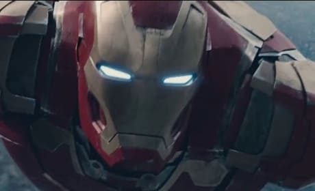 Iron Man Avengers: Age of Ultron