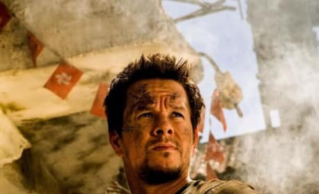 Transformers: Age of Extinction Star Mark Wahlberg