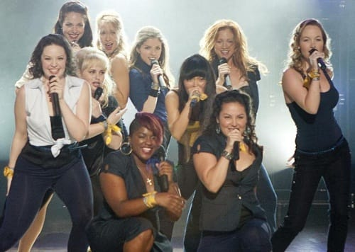 Pitch Perfect Cast