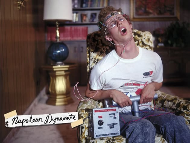 Napoleon Dynamite Time Machine
