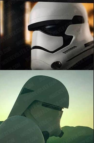Star Wars Episode VII: Stormtrooper Costumes?