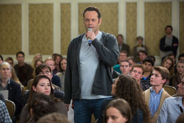 Vince Vaughn The Delivery Man