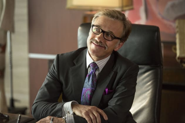 Horrible Bosses 2 Christoph Waltz