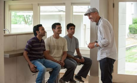 Million Dollar Arm Cast Director