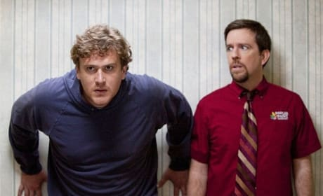 Jeff, Who Lives at Home: Ed Helms & Jason Segel Interview
