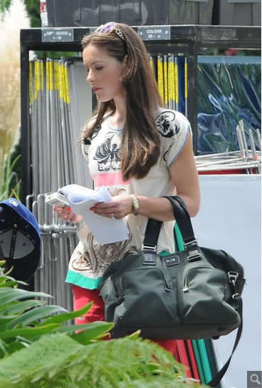 Sasha Barrese The Hangover 3 Set Photo