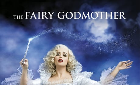 Cinderella Character Poster: Helena Bonham Carter Is the Fairy Godmother