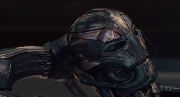Avengers Age of Ultron Ultron Helmet