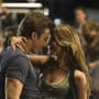 Julianne Hough and Kenny Wormald in Footloose