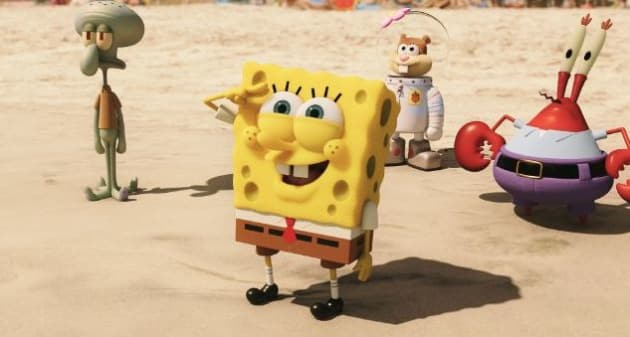 The SpongeBob Movie: Sponge Out of Water Photo