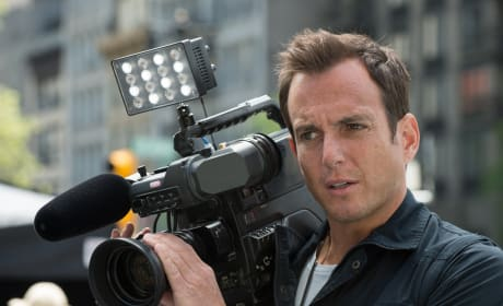 "Teenage Mutant Ninja Turtles: Will Arnett Is Used to ""Being a Jack-Ass!"""
