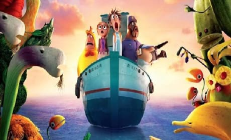 Cloudy with a Chance of Meatballs 2 Featurette: The Food is Alive!