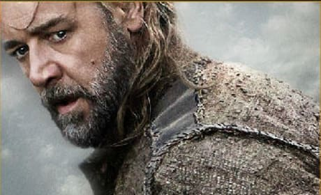 Noah Images: Darren Aronofsky's Biblical Adaptation