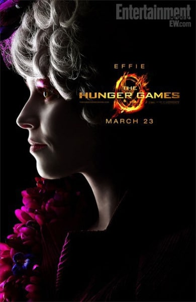 The Hunger Games: Effie Character Poster