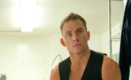 Magic Mike Clip: Channing Tatum's Strip Tease (Calm Down!)