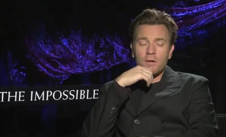 Ewan McGregor Exclusive Interview