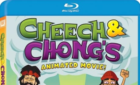 Cheech & Chong's Animated Movie Exclusive Giveaway: Win the Blu-Ray!