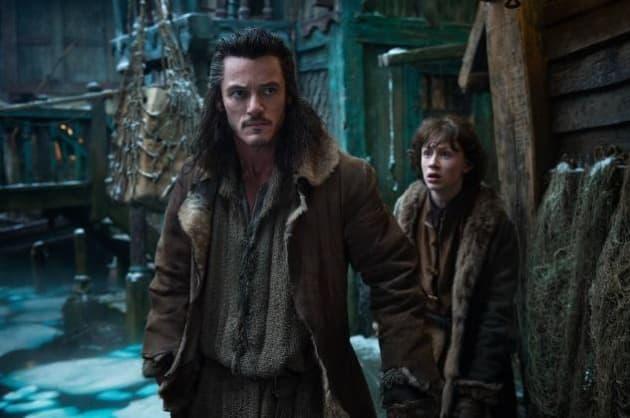The Hobbit: The Desolation of Smaug Luke Evans