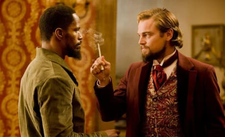 Django Unchained Photo: Jamie Foxx and Leonardo DiCaprio