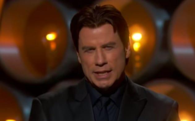 John Travolta Oscars