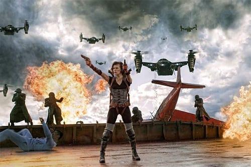 Milla Jovovich Stars in Resident Evil: Retribution