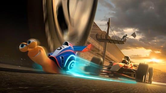 Ryan Reynolds is Turbo