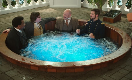 Hot Tub Time Machine 2 Cast Still Photo