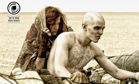Nicholas Hoult Mad Max Fury Road