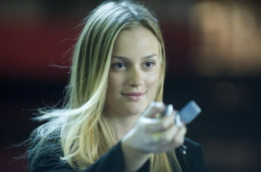 Leighton Meester as Rebecca in The Roommate