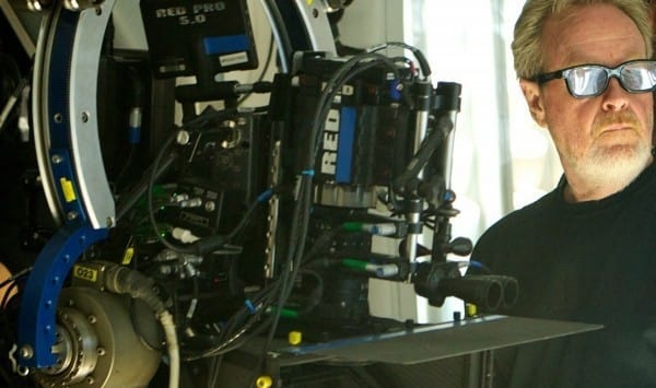 Ridley Scott Films Prometheus