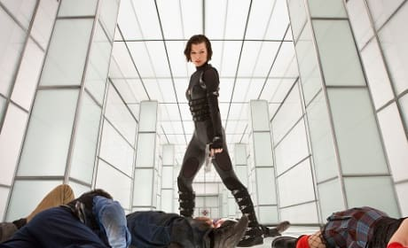Resident Evil: Retribution Star Milla Jovovich