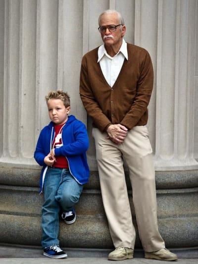 Jackass Presents: Bad Grandpa Johnny Knoxville