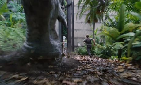 Jurassic World Dinosaur Photo