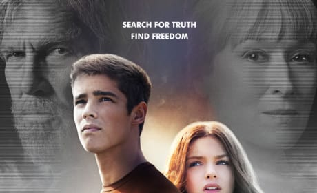 The Giver Poster: Search For Truth, Find Freedom