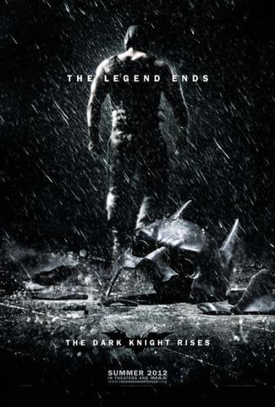 Dark Knight Rises Poster