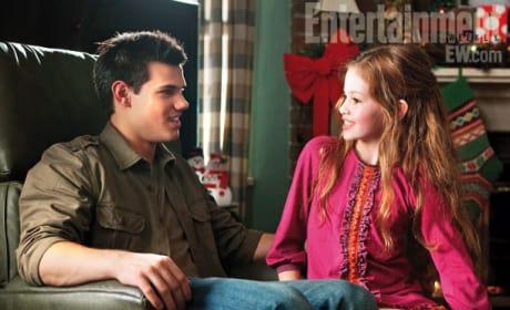Jacob and Renesme