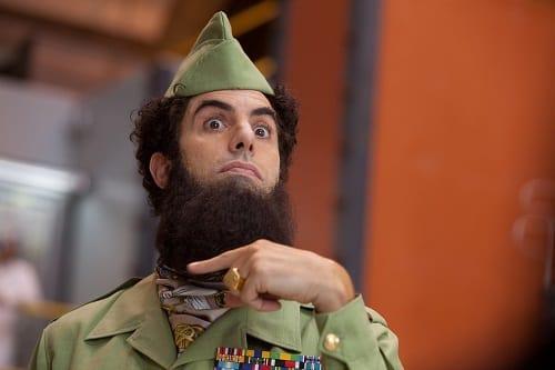 Sacha Baron Cohen: The Dictator